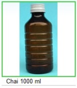 Chai nhựa HDPE 26