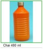 Chai nhựa HDPE 31