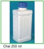 Chai nhựa HDPE 33