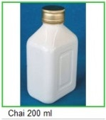 Chai nhựa HDPE 34