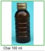 Chai nhựa HDPE 36