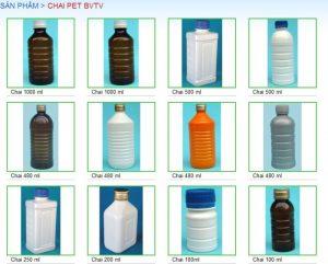 Chuyên sản xuất và cung cấp chai nhựa nông dược – Nhựa Hoàng Minh