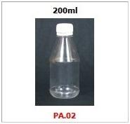 Chai nhựa PET 01