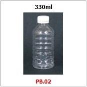 Chai nhựa PET 02