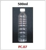 Chai nhựa PET 06