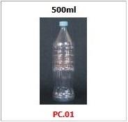 Chai nhựa PET 07