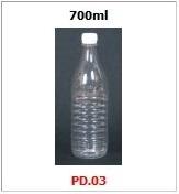 Chai nhựa PET 09