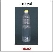 Chai nhựa PET thực phẩm 01