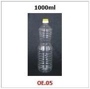 Chai nhựa pet thực phẩm 10
