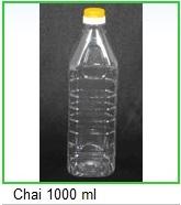 Chai nhựa PET thực phẩm 13