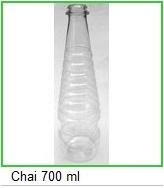 Chai nhựa PET thực phẩm 14