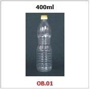 Chai nhựa PET thực phẩm 02