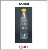 Chai nhựa PET thực phẩm 03