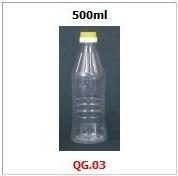 Chai nhựa PET thực phẩm 04