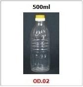 Chai nhựa PET thực phẩm 06