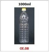 Chai nhựa PET thực phẩm 09
