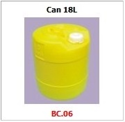 Chai nhựa HDPE ca10