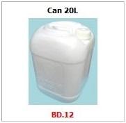 Chai nhựa HDPE ca11