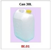 Chai nhựa HDPE ca14