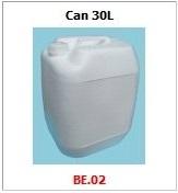 Chai nhựa HDPE ca15
