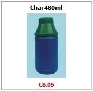 Chai nhựa HDPE ca02