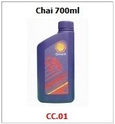 Chai nhựa HDPE ca03