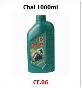 Chai nhựa HDPE ca06
