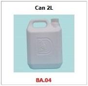 Chai nhựa HDPE ca07