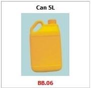 Chai nhựa HDPE ca08
