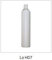 Chai nhựa HDPE mp12