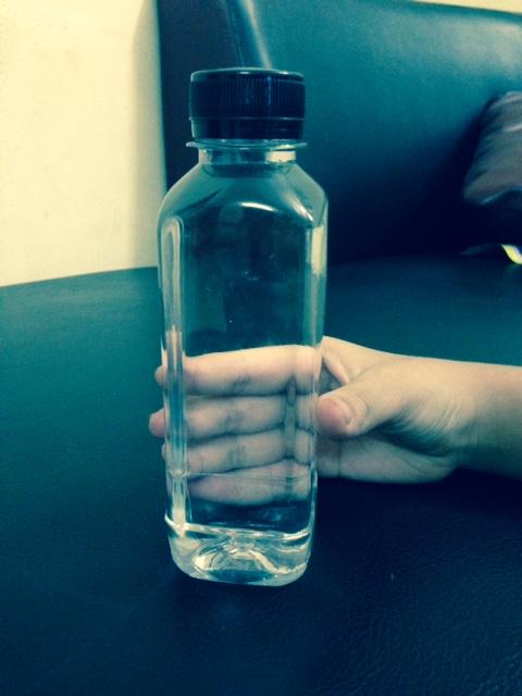 Chai nhựa vuông 250ml đựng cafe, nước ép 23