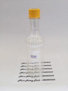 Chai nhựa PET 750ml – Chai đựng thực phẩm (dầu ăn, nước mắm, rượu…)