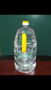 Chai nhựa PET 2 lít đựng dầu ăn, nước mắm