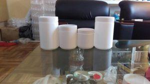 hũ nhựa HDPE