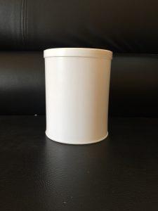Hũ nhựa HDPE đựng bột 1000g