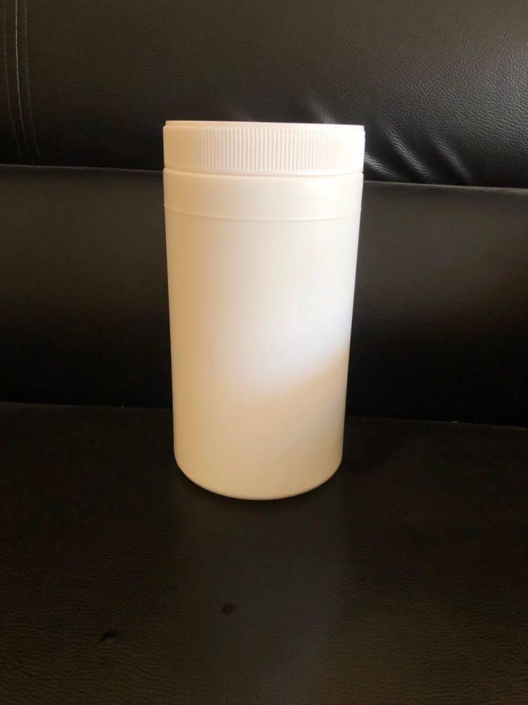 Hũ nhựa HDPE 1kg dáng cao