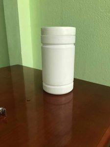 hộp nhựa hdpe đựng mầm đậu nành, bột nghệ, bột ngũ cốc