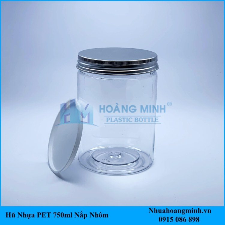 Hũ Nhựa PET 750ml