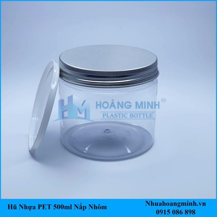 Hũ Nhựa PET 500ml