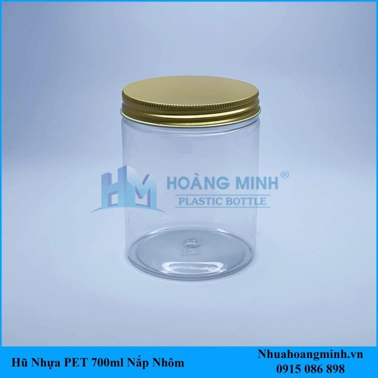 Hũ Nhựa PET 700ml